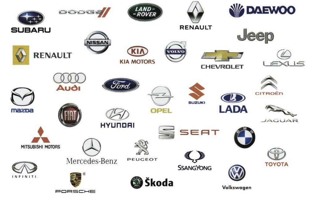 Список брендов на которые выпускаются колодки DEQST